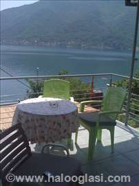 Crna Gora, Morinj, Lipci, kuća za odmor