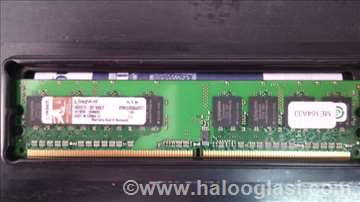 Kingston DDR2 512MB