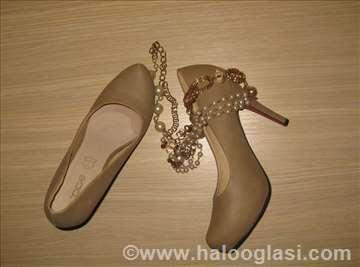 Bež cipele