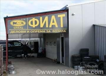 Fiat Svi Modeli Razni Delovi