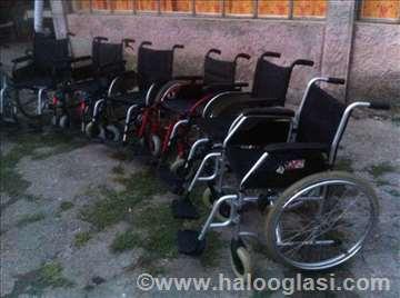 Invalidska kolica VRHUNSKI KVALITET--SERVIS-DELOVI
