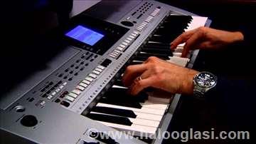 Yamaha PSR S 900, S700 set
