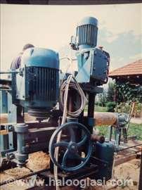 Mašina za obradu balvana