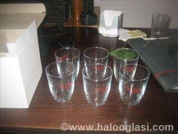 6 novih čaša