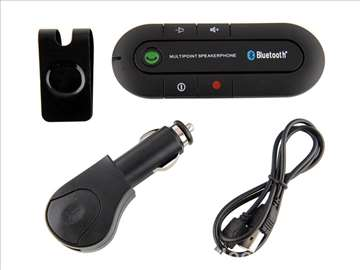 Bluetooth handsfree spikerfon telefon - auto