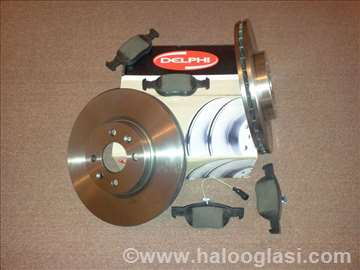 DELPHI diskovi i plocice DELPHI