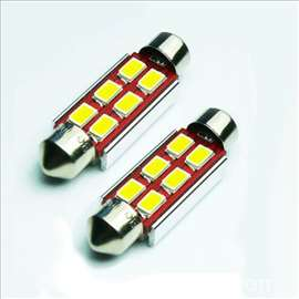 Led diode festoon 39mm CANBUS