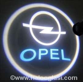 Logo projektor Opel