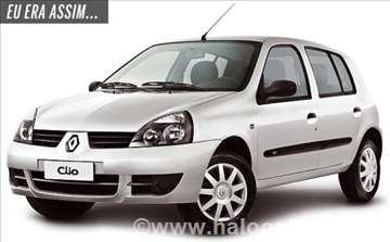 Renault Clio 1.5dci Karoserija