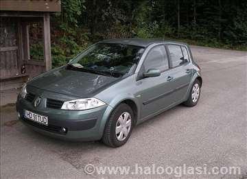 Renault Megane 1.5dci Enterijer