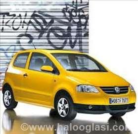 Volkswagen Fox 1 2 6v Enterijer