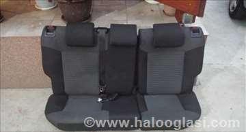 Volkswagen Polo 1.6 Zadnja klupa sedišta