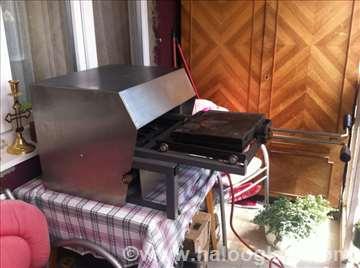 Waffle mašina