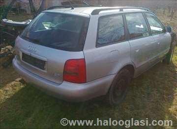 Audi A4 1.8T,1.9 tdi,1.8 Kompletan Auto U Delovima