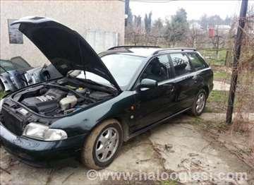 Audi A4 U Delovima Razni Delovi