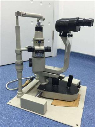 Spalt lampa/Biomikroskop CSO Italija DOGOVOR