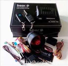 Auto alarm Bear model 1