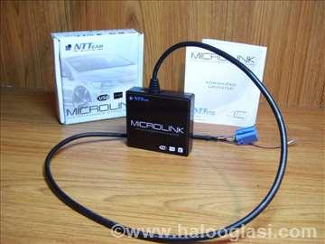 Emulator cd sarzera za fabricku auto muziku-USB SD