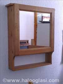 Ormar za kupatilo sa ogledalom