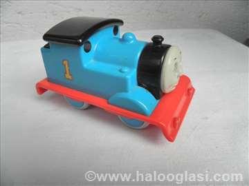 Britt Allcroft (Thomas) Ltd lokomotiva,12 cm.,
