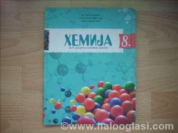 Hemija  8   8.razred osnovne skole  Novi Sad