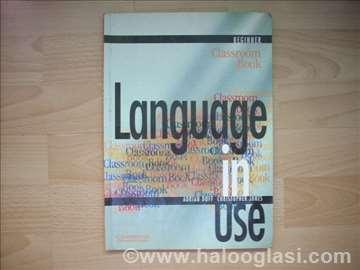Language in use Classroom Book Novi Sad