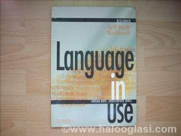 Language in use Self-Study Workbook Novi Sad