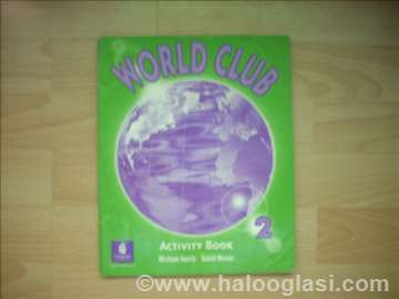 World club 2  Activity Book 6.raz. Novi Sad