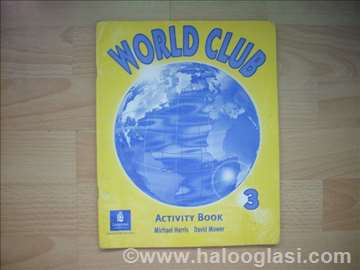 World club 3 Activity Book 7. raz.Novi Sad