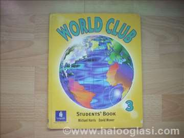 World club 3  Students Book 7.raz.  Novi Sad