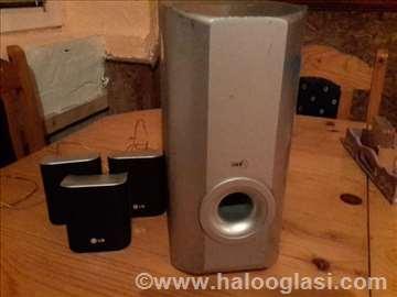 Zvučnici LG 3+woofer od kućnog bioskopa