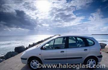 Renault Scenic 1 5 Dci 1 9 Dci Stakla
