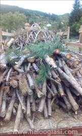 Borova strugotina za borovnice