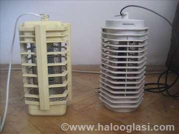 2 neispravna aparata za komarce