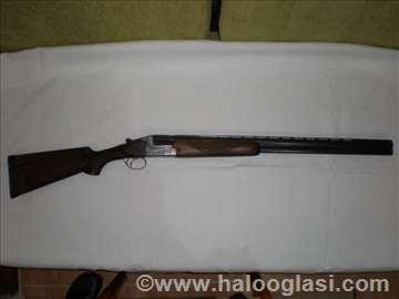Lovačka puška  Merkel Suhl 12 1 obaraca