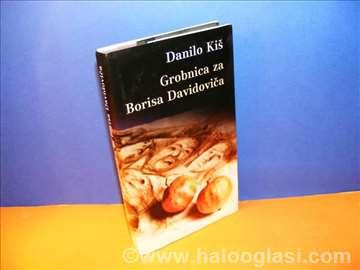 Grobnica za Borisa Davidoviča Danilo Kiš