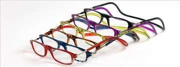 Magnetne naočare za čitanje