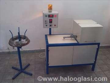 Mašina za proizvodnju kancelarijskih spajalica