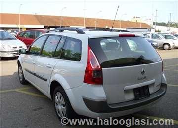 Renault Megane 1 5 Dci 1 9 Dci Kompletna limarija