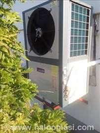 EVI vazdušna toplotna pumpa