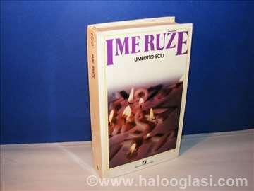 Ime ruže Umberto Eko
