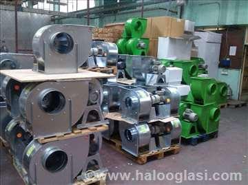 Ventilatori i turbine