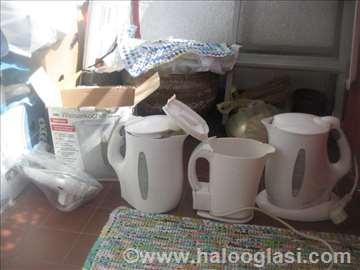 3 kuvala za vodu neispitana