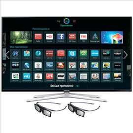Samsung 55H6400 400Hz, smart, WiFI, 3D,