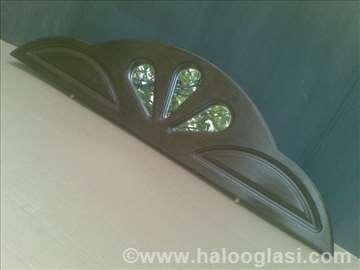Ukrasni detalj za komodu,vitrinu,lezaj iznad glave