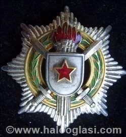 Orden za VZ sa zlatnim mačevima