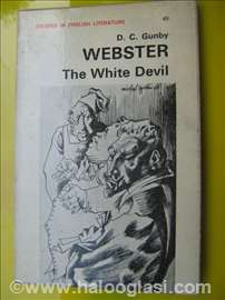 Webster The white devil - D.C.Gunby