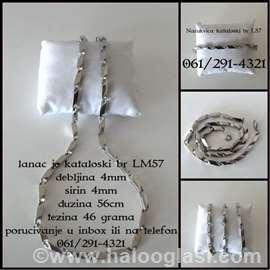 Hirurški čelik lanac LM 57