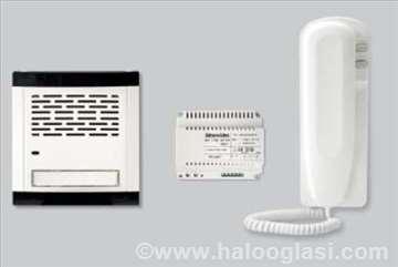 Interfoni alarmi video nadzor