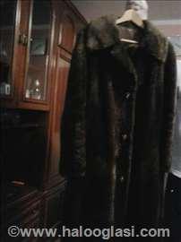 Dugačka bunda od nerca